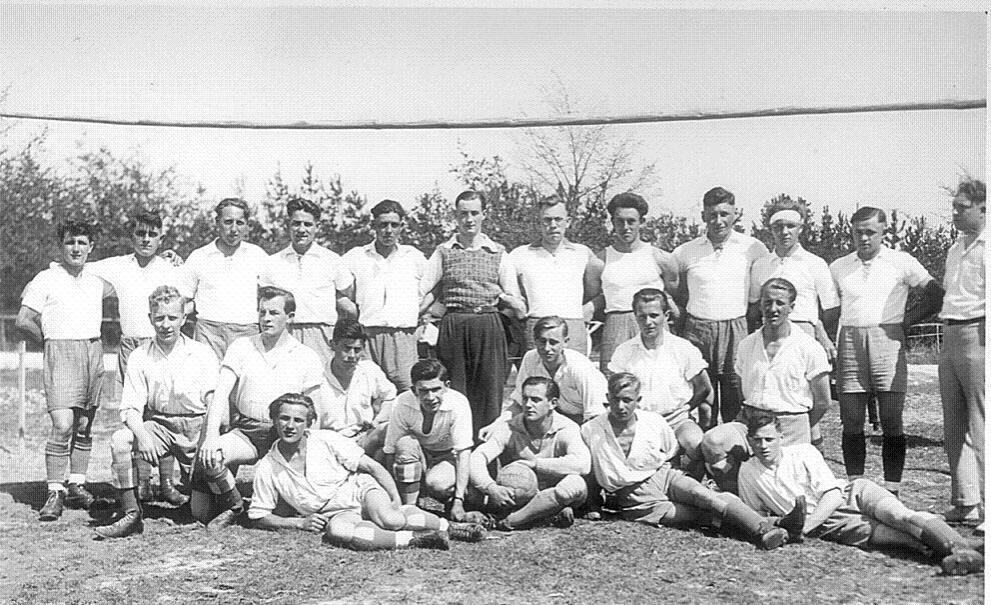 I. Herrenmannschaft (1931)