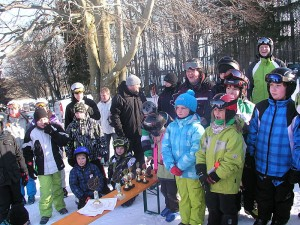 Ski Stadtmeisterschaft 2012