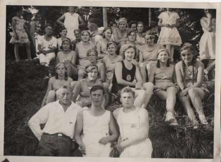 Turnfest in Ostheim 1931