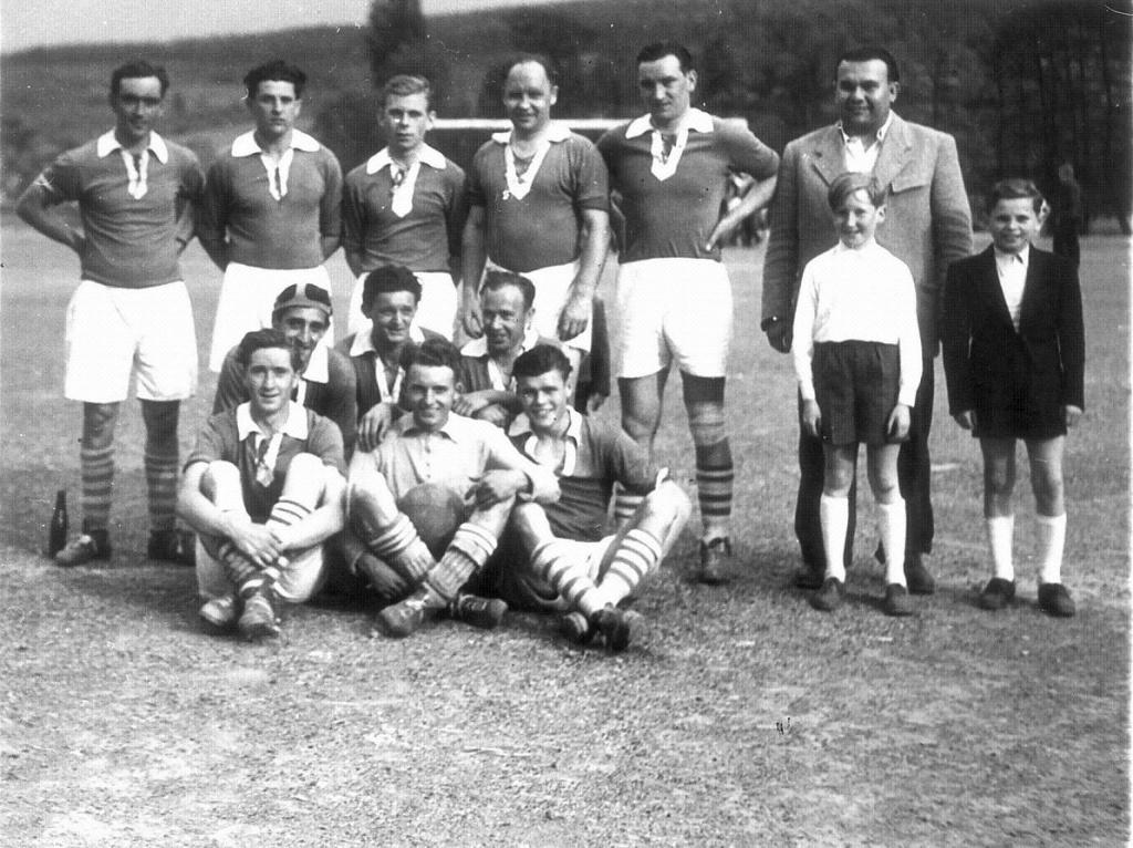 I. Herrenmannschaft (1952)