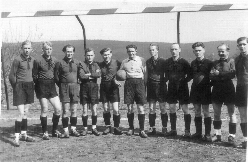II. Herrenmannschaft (1951)